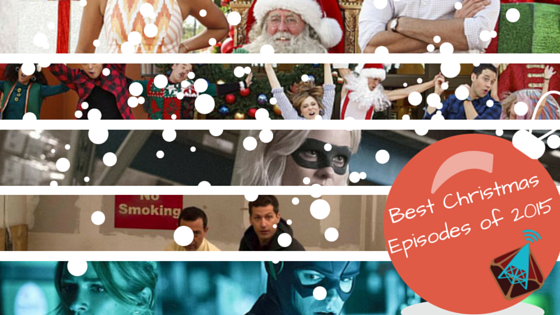 Best Christmas Episodes of 2015