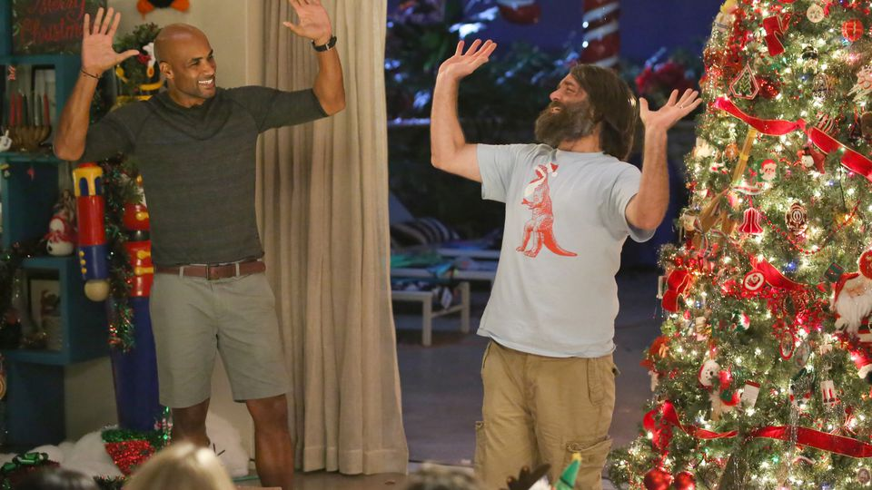 "The Last Man on Earth Christmas episodes ""Secret Santa"""