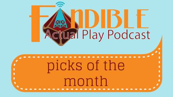picks of the month