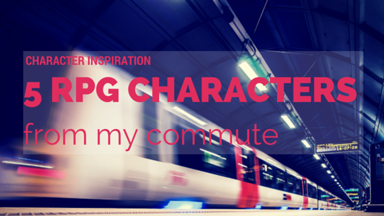 CHARACTER INSPIRATION